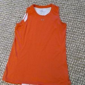 Peach workout tank